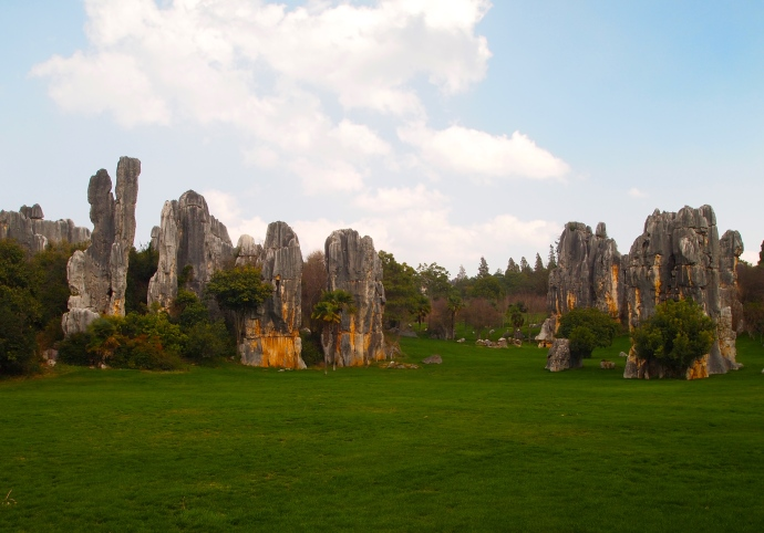 The Minor Stone Forest