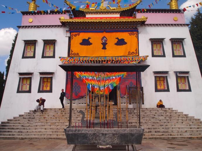 Tibetan Buddhist Lamasery