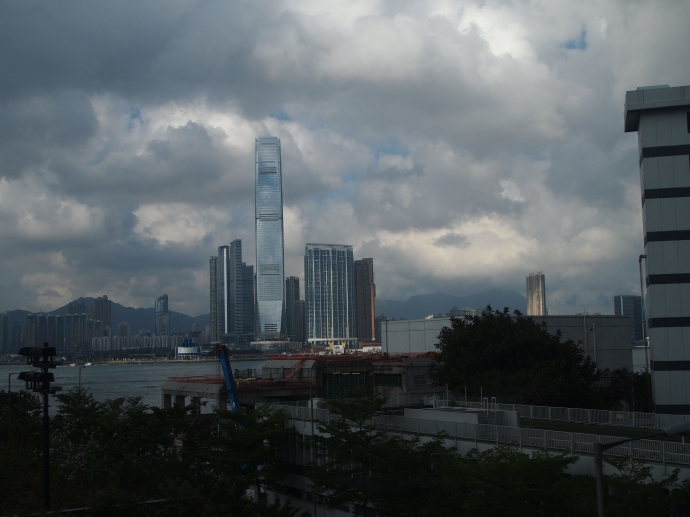 Central in Hong Kong
