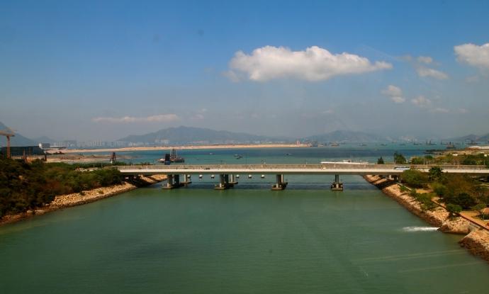 Bridge to Tung Chung