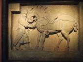 Relief sculpture