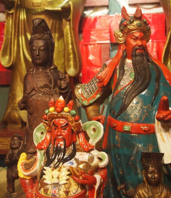Guiping Xishan Longhua Temple