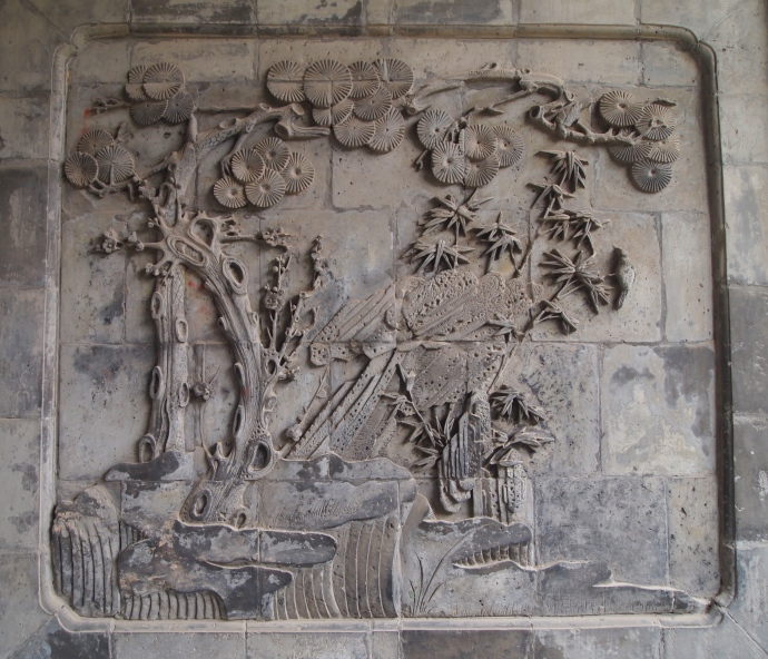 relief sculpture