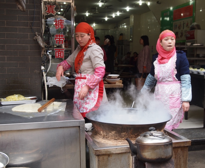 Muslim chefs