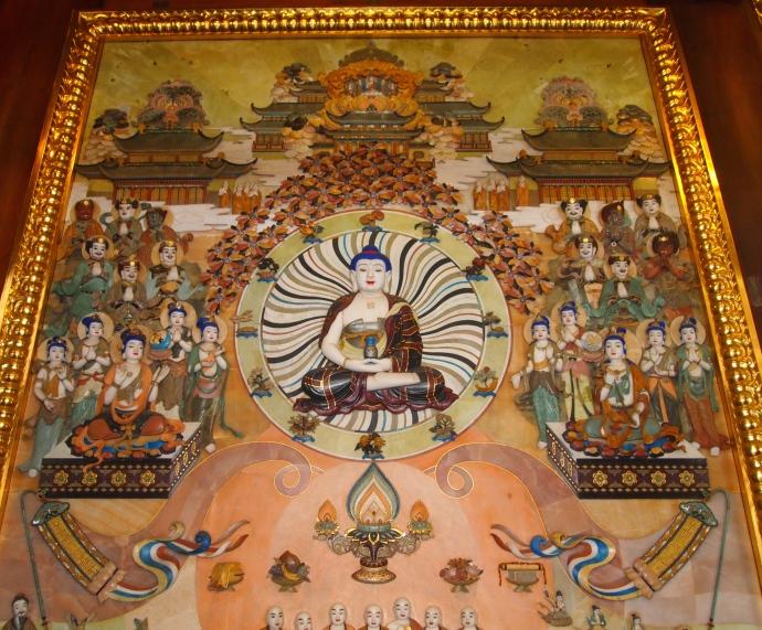 Paintings at Jing'an Si