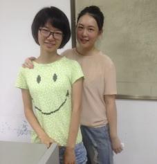 Amber and Azura