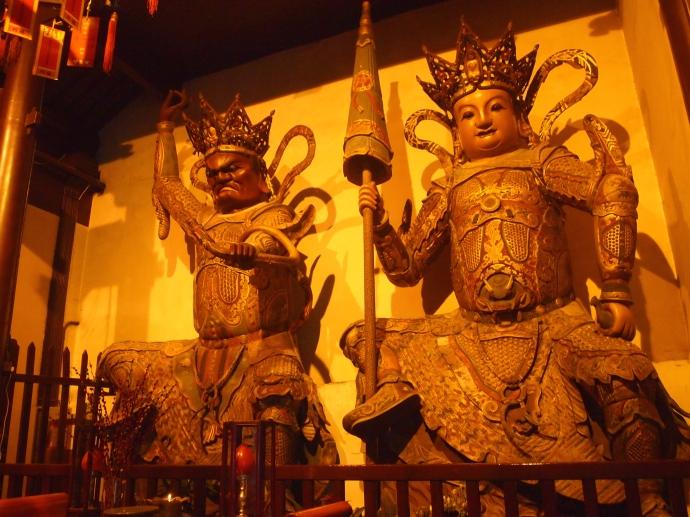 guardians at Yufo Si