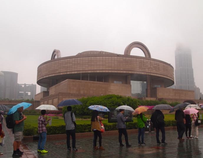 the umbrella brigade