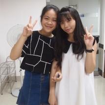 Irene and Vivian