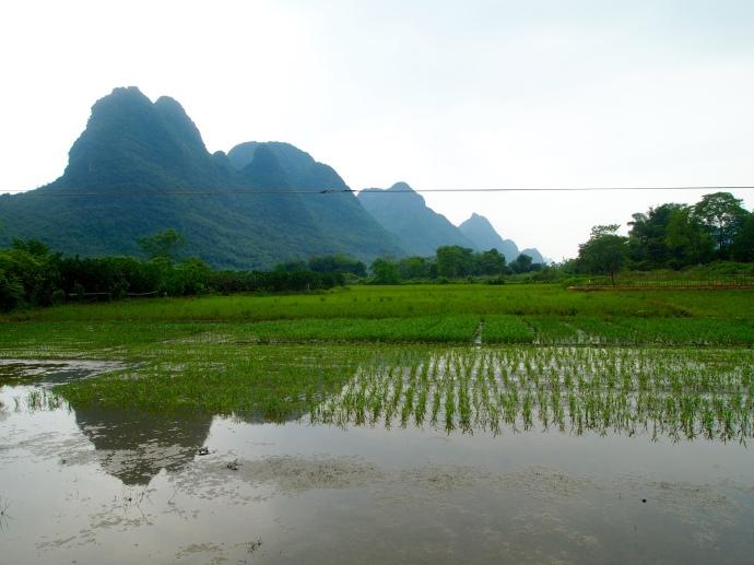 Yangshuo countryside