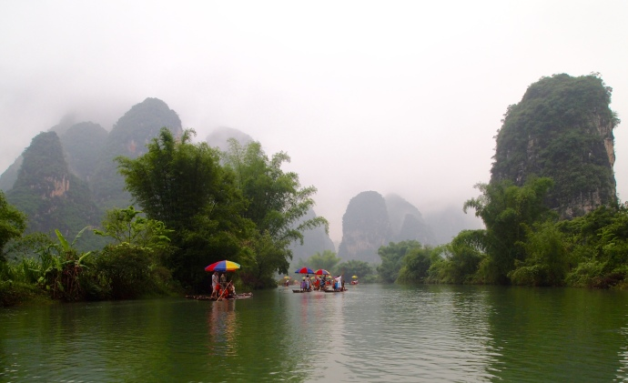 the Yulong River
