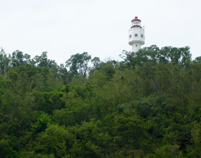 lighthouse at Crocodile Hill