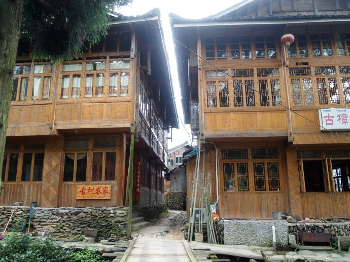 Longji Ancient Zhuang Village